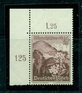 Winterhilfswerk Ostmarklandschaften Nr. 681 Postfrisch** - Deutschland
