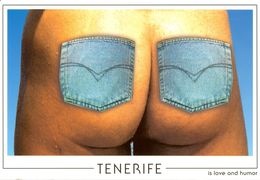 Espagne - Canaries - Tenerife - Tenerife Is Love And Humor - Sofoto Nº 1779 - 3935 - Humour
