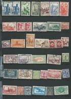 Lot De 37 Timbres Diverses Ex Colonies Françaises Tout état  - Aab159 - France (former Colonies & Protectorates)