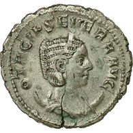 Monnaie, Otacilia Severa, Antoninien, Rome, TTB, Billon, RIC:129 - 5. L'Anarchie Militaire (235 à 284)