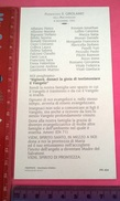 SANTINO PARR. S.GIROLAMO DELL'ARCOVEGGIO 1995 - Images Religieuses