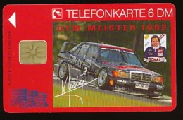 GERMANY  K 150 93  DTM `93 Mercedes   -gebraucht -siehe Scan - K-Series : Série Clients