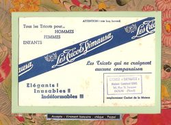 BUVARD /  Les Tricots VIMAUSA - Textile & Clothing
