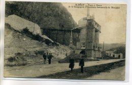 31 ST SAINT BEAT Carte RARE Fours à CHaux Usine Cie Electricité Industrielle De MARIGNAC    /D06-S2017 - Frankrijk