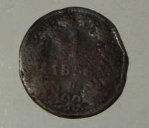 AUSTRIA - 1 KREUZER – 1858 – (144) - Austria