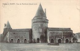 CPA Chateau De Blain Tour Du Pont-Levis PO 513 - Blain
