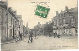 Cléré - La Grande Rue - Cléré-les-Pins