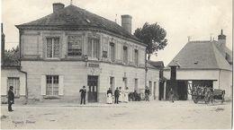 Cléré - Hôtel Gousson - Cléré-les-Pins