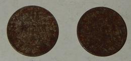 UNGHERIA – 20 FILLER – 2 MONETE – (189) - Ungheria