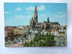 ANTWERPEN - Groenplaats Et La Cathédrale - Antwerpen