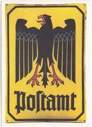 Posthausschild Deutsche Reichspost Nach 1923 - Frankfurt Am Main - (D.) - Post