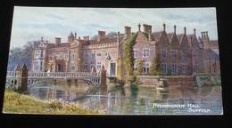 Helmingham Hall , Suffolk    ------- 450 - Angleterre