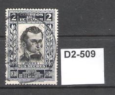 Ecuador 1930 2s - Ecuador