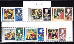 Anguilla 1973-Natale-Serie Completa Nuova MNH** - Anguilla (1968-...)
