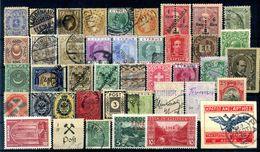 LOTTO FRANCOBOLLI - Collections (sans Albums)