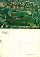 8103a)cartolina  Stadio-comunale Visto Dall 'aereo Ediz Sacat - Stadiums & Sporting Infrastructures