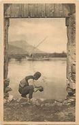 Pays Div-ref K485- Grece - Greece - Corfou - Corfu - Guerre 1914-18- Apres L Albanie - Carte Bon Etat - - Grèce