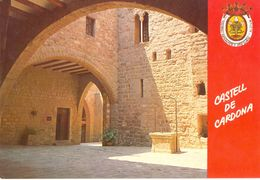 Espagne - Catalunya - Cardona - (Barcelone) - Castell Pati Ducal - Foto Art - 3950 - Barcelona