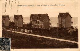 14  FRANCEVILLE-PLAGE HOTEL DE LA PLAGE ET VILLAS AU BORD DE MER - France