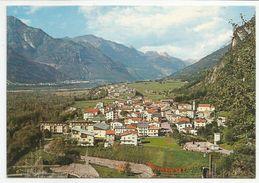 BELLUNO (058) - SOVERZENE Panorama - FG/Vg 1983 (spedita Dal Parroco) - Belluno