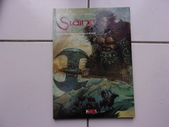 Bd Pat Mills / Simon Bisley SLAINE 2 Les Armes Sacrées ( Zenda 2001 TBE ) - Books, Magazines, Comics