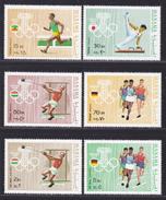 MANAMA N°   31 & AERIENS N° 43 ** MNH Neufs Sans Charnière, 6 Valeurs, TB (D4277) Jeux Olympiques De Munich, Sports - Manama