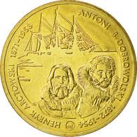 Monnaie, Pologne, 2 Zlote, 2007, Warsaw, SUP+, Laiton, KM:610 - Pologne