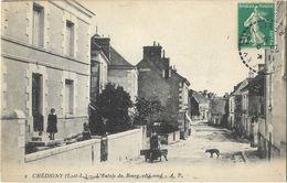 Chédigny - L'Entrée Du Bourg, Côté Nord - Altri Comuni