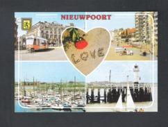 NIEUWPOORT -  GROETEN UIT ..... (9228) - Nieuwpoort