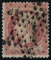 Oblitéré N° 19/24, Les 6 Valeurs Dentelées, T.B. - Stamps