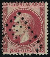 Oblitéré N° 25, 26A, 26B, 27 A Et B, 28 A Et B, 29A Et B, 30, 31 Et 32, Les 12 Valeurs Napoléon Lauré, T.B. - Stamps