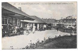 LE TOUQUET PARIS PLAGE - Le Golf Club-House (Boissel Architecte) - Le Touquet