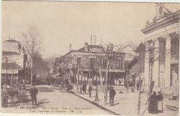 33 Arcachon  Place De L Hotel De Ville Cours Lamarque De Plaisance - Arcachon
