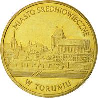 Monnaie, Pologne, 2 Zlote, 2007, Warsaw, SUP+, Laiton, KM:622 - Pologne