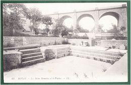 ROYAT - Les Bains Romains Et Le Viaduc - Royat