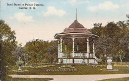 USA        220        Halifax.Band Stand In Public Gardens - Etats-Unis