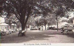 USA        238       Oxford.LaFayette Park - Etats-Unis