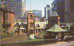 USA        245        New York.Little Church Around The Correr - Églises