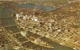 USA        281        Cedar Rapids.View Of Municipal Island - Cedar Rapids