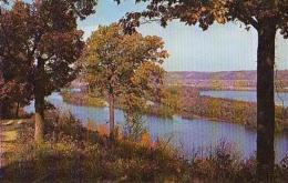 USA        287        Iowa.View Of The Mississipi River..... - Etats-Unis