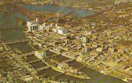 USA        290        Cedar Rapids.View Of Municipal Island..... - Cedar Rapids