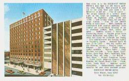 USA        292        Cedar Rapids.Roosevelt Motor Hotel - Cedar Rapids