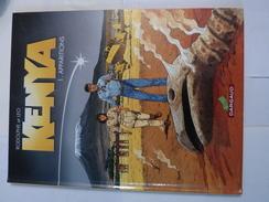 KENYA 1 APPARITIONS  Par  LEO Et  RODOLPHE  -   BD  EN EDITION ORIGINALE - Kenya