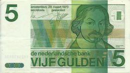 NEDERLAND - 5 GULDEN - 1973 - 1925838936 - SEE PHOTOS - NICE PRICE - [2] 1815-… : Koninkrijk Der Verenigde Nederlanden
