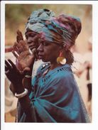 CP  - OUAHIGOUYA - Chanteuses Peul - Burkina Faso