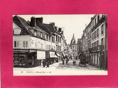 28 Eure Et Loir, Dreux, Grande Rue, Animée, Commerces, (L. L.) - Dreux