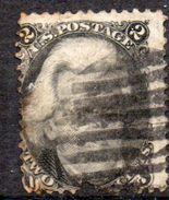 N° 27 - Oblitéré - Etats Unis - Used Stamps
