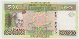 GUINEE 500 Francs 2012 P38b UNC - Guinée