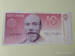 10 Kroon 1991 - Estonia
