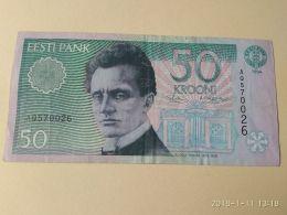 50 Kroon 1994 - Estonia